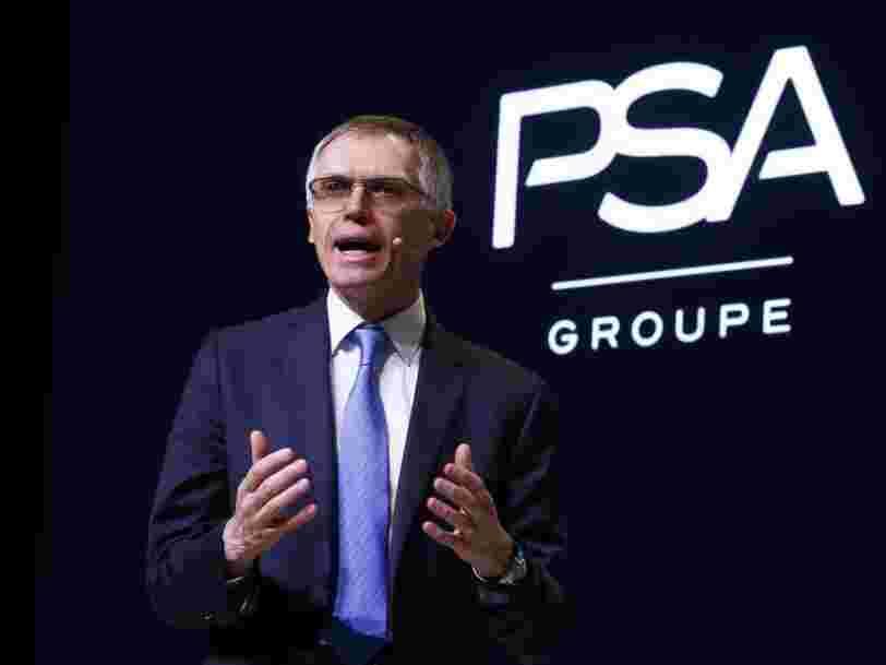 La fraude au diesel de PSA concernerait 2 millions de véhicules — le constructeur risque une amende de 5Mds€