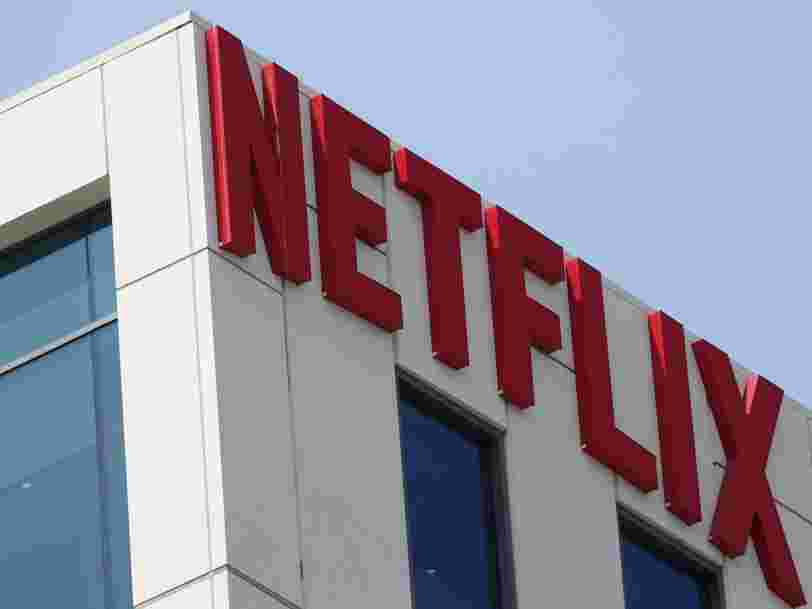 Netflix séduit de moins en moins de nouveaux abonnés... et les 6 autres choses à savoir dans la tech ce matin