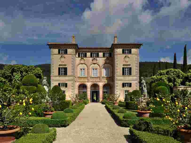 Voici les maisons où les personnes les plus riches du monde passent leurs vacances