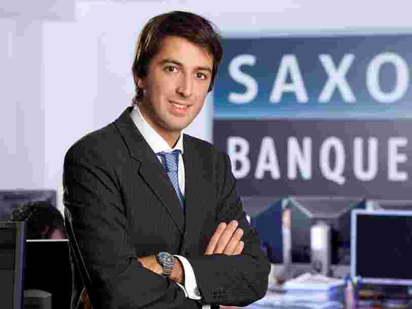 Le bitcoin est une bulle et ses détenteurs ne seront pas les seuls perdants si elle éclate, selon un analyste de Saxo Banque