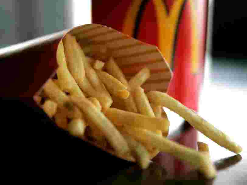 Plus d'un quart des livreurs de repas admet avoir piqué dans les commandes, selon un sondage