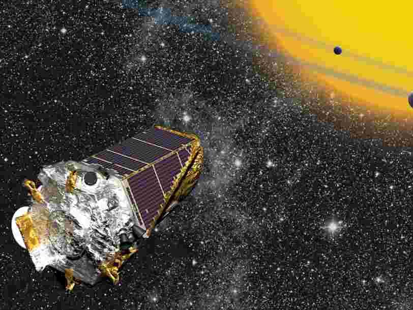La NASA a débranché son télescope lancé en 2009 pour découvrir des exoplanètes — mais il restera en orbite pendant encore au moins 100 ans