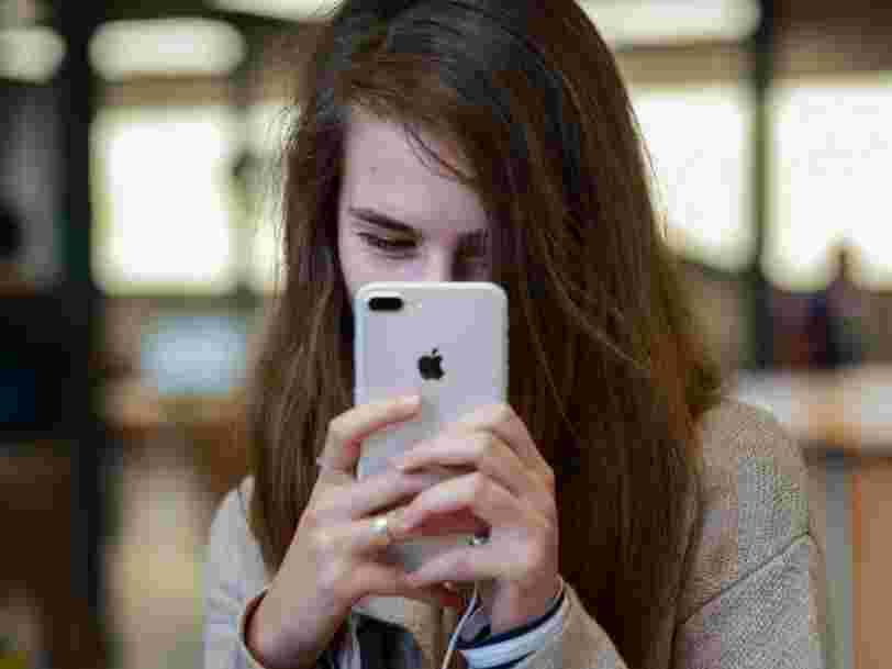 Un brevet d'Apple dévoile à quoi pourrait ressembler un iPhone pliable