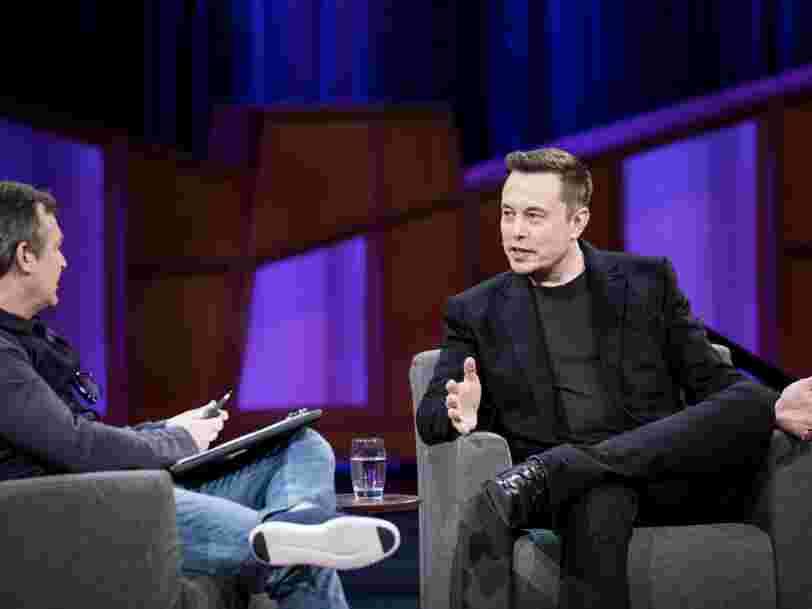 La startup d'intelligence artificielle d'Elon Musk entraîne des robots grâce à de la réalité virtuelle