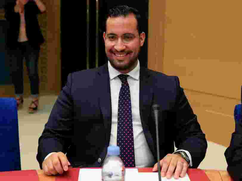 'Un caprice personnel': Alexandre Benalla dit qu'il utilisait son badge d'accès à l'Assemblée nationale pour aller à la salle de sport et à la bibliothèque