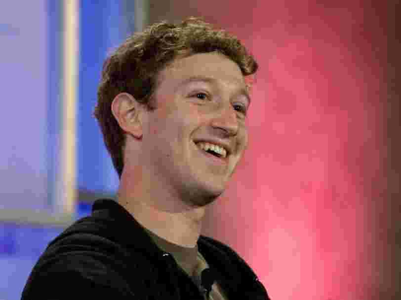 Mark Zuckerberg rejette les commentaires du DG d'Apple, Tim Cook, sur Facebook — il les juge 'extrêmement désinvoltes'