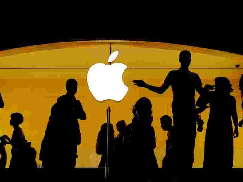 Des stagiaires auraient travaillé de nuit pour assembler des Apple Watch chez l'un des fournisseurs taïwanais du géant Apple