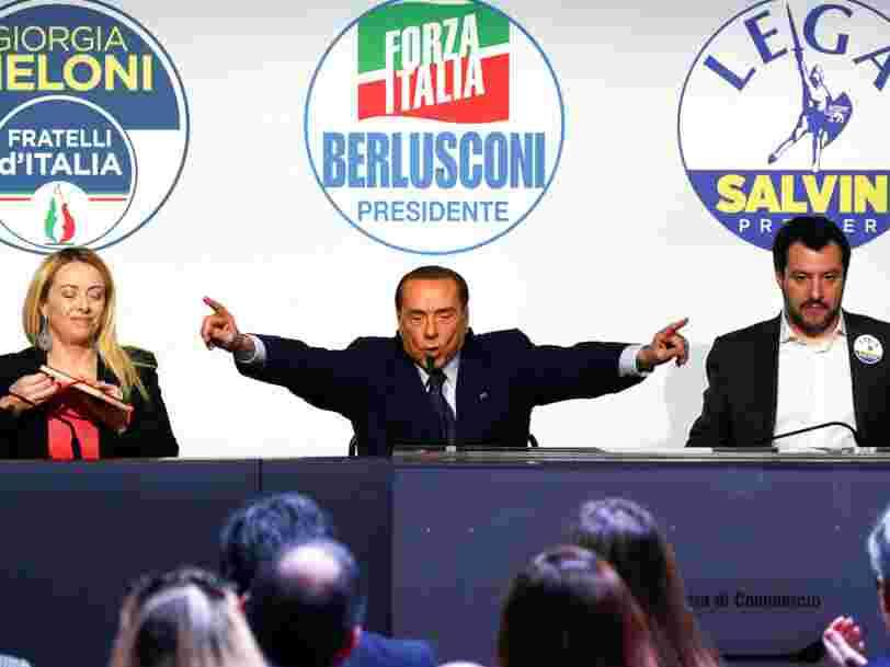 Voici un guide super rapide sur le scrutin explosif qui se tient en Italie ce week-end