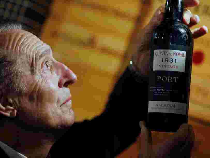 Plongez dans le 'Louvre du vin' — la cave d'un Français qui accueille 40.000 bouteilles