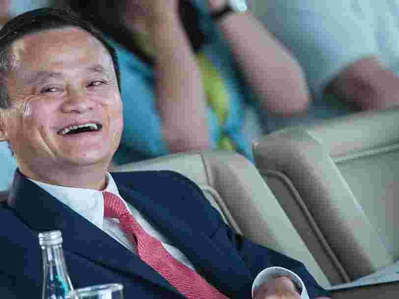 Jack Ma, le créateur du géant du e-commerce Alibaba et l'homme le plus riche de Chine, a été identifié comme membre du Parti communiste