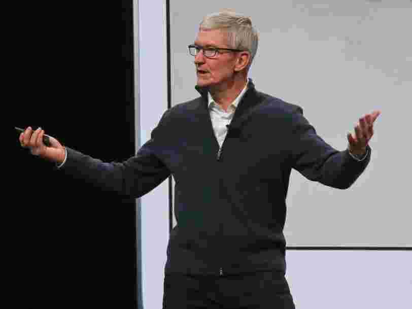 Goldman Sachs tire la sonnette d'alarme concernant Apple: les demandes de nouveaux iPhones pourraient 'se détériorer'