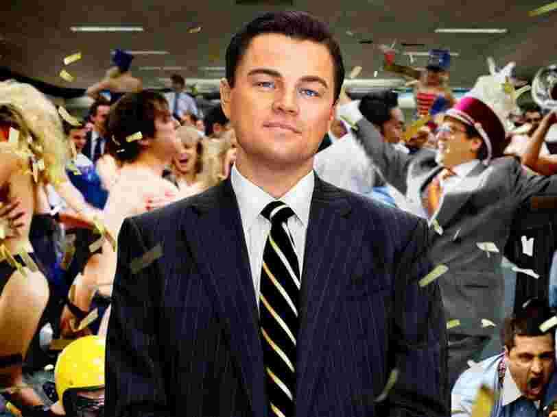 Le véritable 'Loup de Wall Street' dit que la valeur du bitcoin est basée sur 'la théorie du plus imbécile'