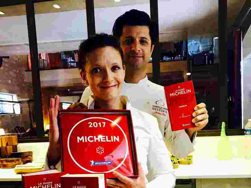 Une chef étoilée nous explique comment le Michelin a fait décoller son restaurant