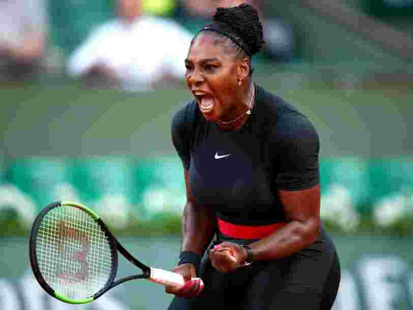 Serena Williams pourrait tirer profit de l'introduction en Bourse d'une entreprise de la tech