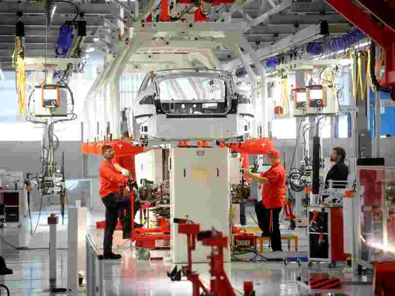 Tesla aurait demandé à des fournisseurs des rabais rétroactifs pour l'aider à devenir rentable