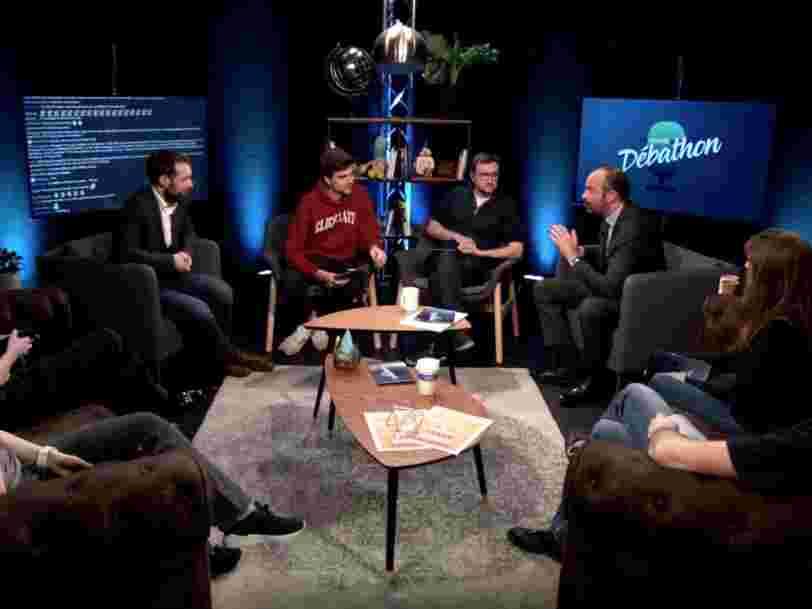 Les ministres sur Twitch : on a suivi leur dialogue sur le 'grand débat'