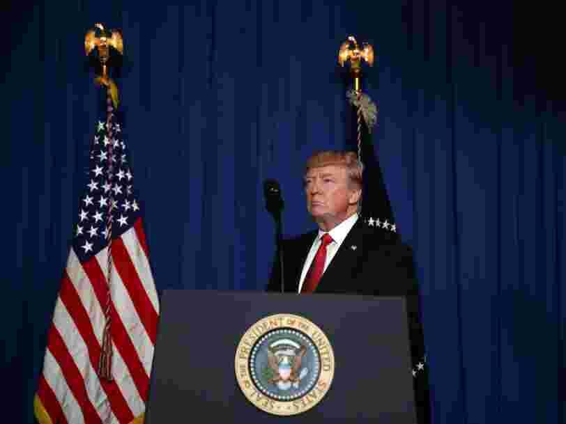 Les candidats à la présidentielle réagissent aux frappes américaines en Syrie