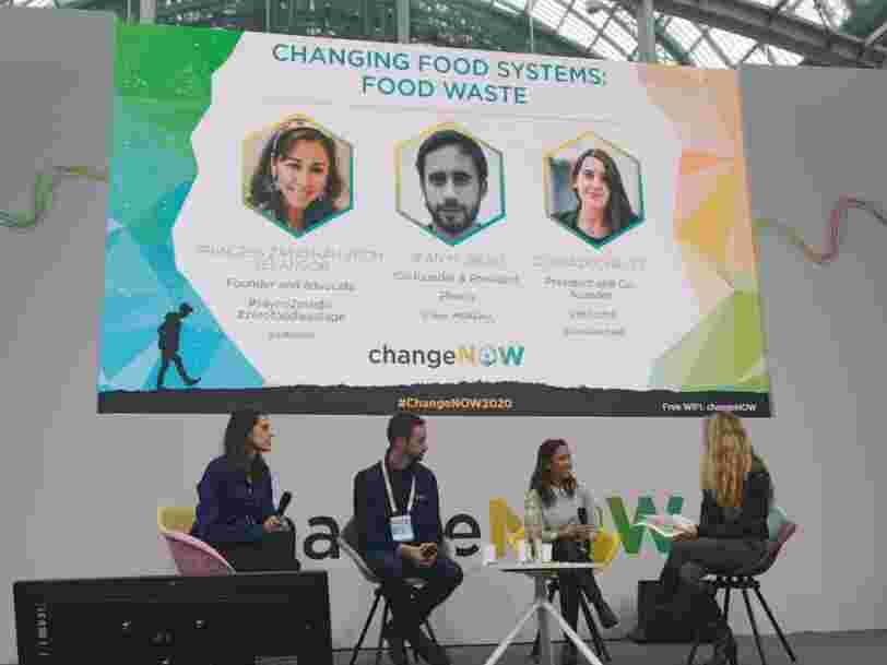 Le sommet ChangeNow met en avant 4 initiatives pour réduire les déchets alimentaires
