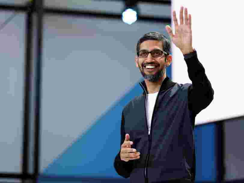 La prochaine version d'Android devrait être conçue de manière à supporter des encoches — tout comme l'iPhone X