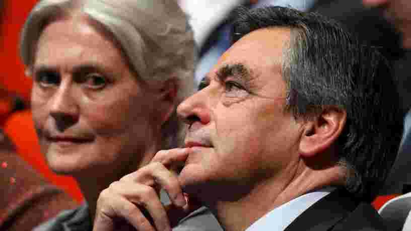 Le Parquet national financier ouvre une enquête sur Penelope Fillon
