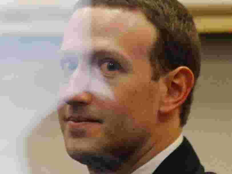 Facebook pourrait avoir à payer 'des milliards' dans le cadre d'un recours collectif intenté aux Etats-Unis au sujet de sa technologie de reconnaissance faciale