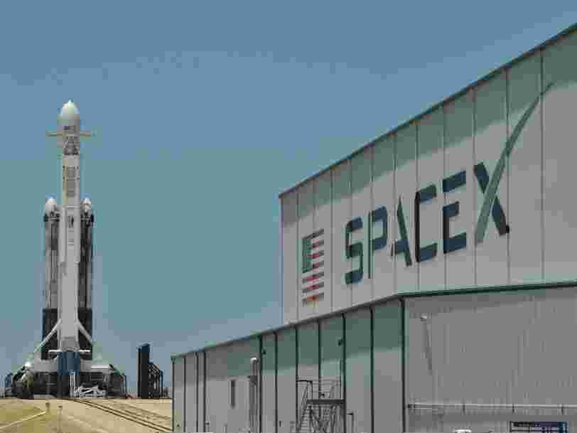 SpaceX s'apprête à tester un prototype de fusée pour aller sur Mars... et les 6 autres choses à savoir dans la tech ce matin