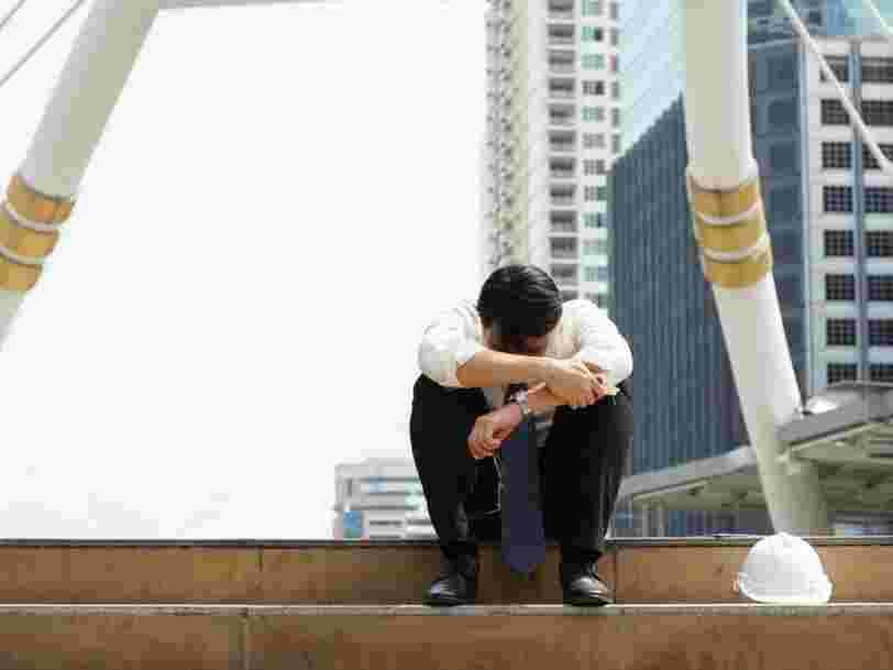 Voici 8 signes qui montrent que votre job vous rend malheureux