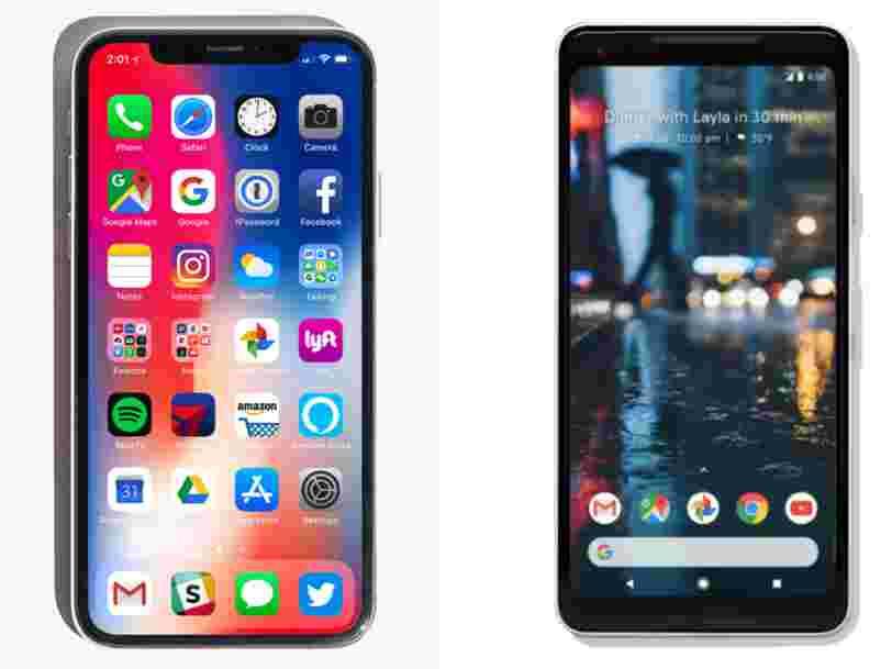 Voici tout ce que vous devez savoir pour passer d'un téléphone Android à un iPhone