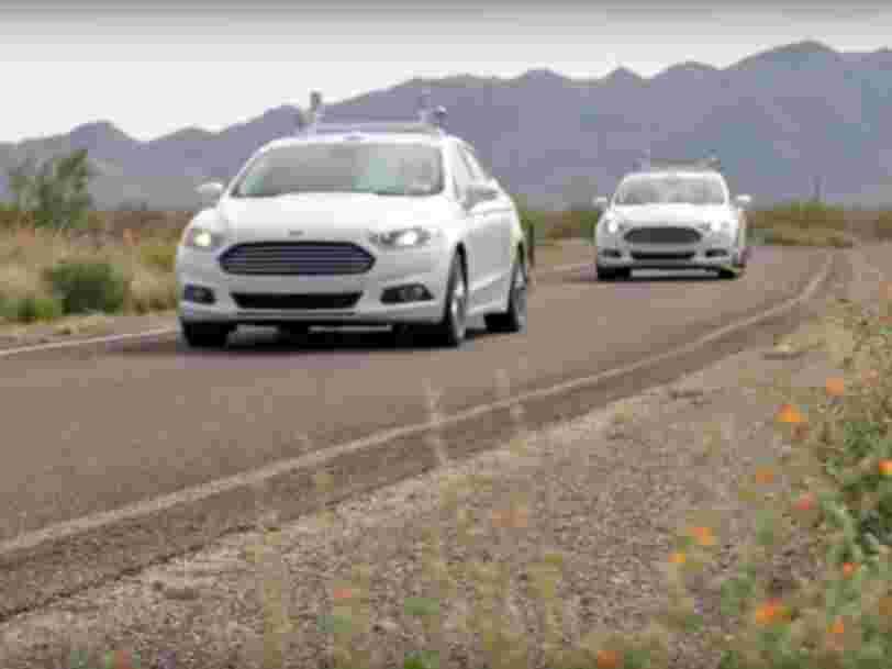 Le principal concurrent américain d'Uber est en train de convaincre un constructeur auto après l'autre de participer à son projet de voiture autonome