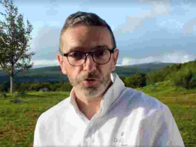 Il est le chef d'un restaurant primé par les 3 étoiles du Michelin depuis 1999 — mais il pense qu'il cuisinera mieux sans cette distinction