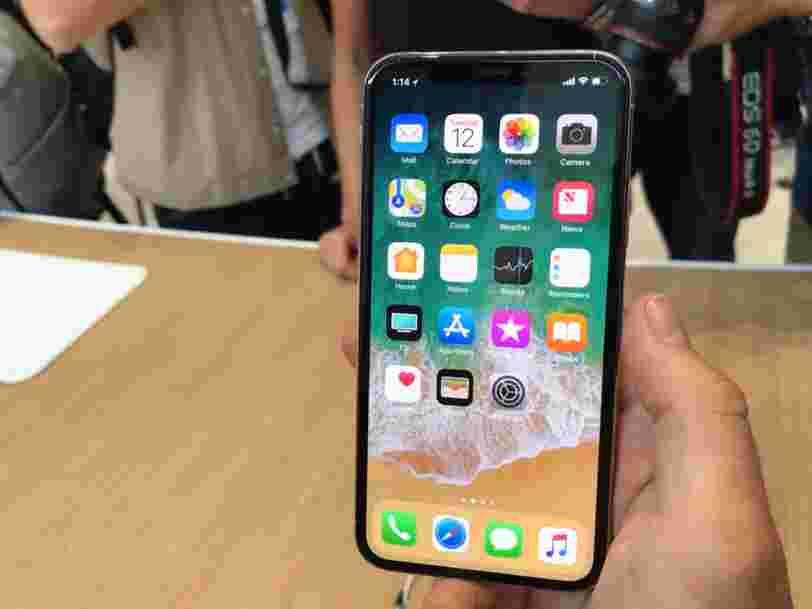 Jony Ive, le patron du design d'Apple, explique qu'il a fallu 5 années d'échecs pour créer l'iPhone X
