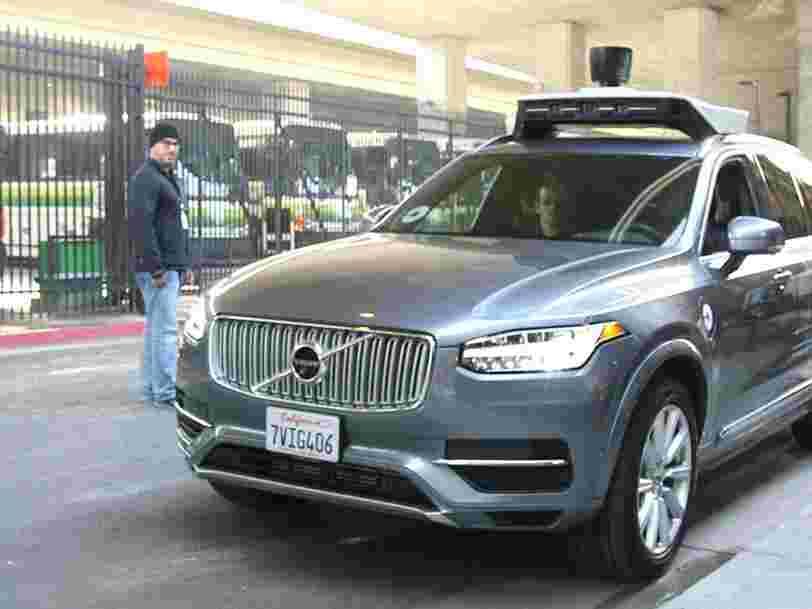 Uber recrute des douzaines de 'spécialistes de mission' pour l'aider à relancer son programme de véhicules autonomes après l'accident mortel en Arizona