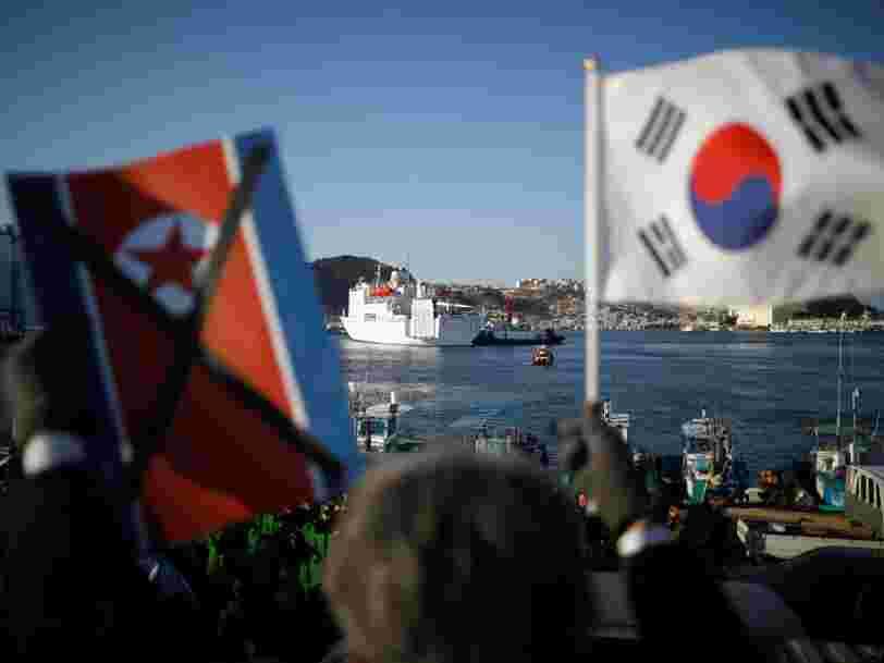 La Corée du Sud redoute des attaques de son voisin du Nord lors des JO — voici son arsenal technologique pour sécuriser cet événement sportif majeur