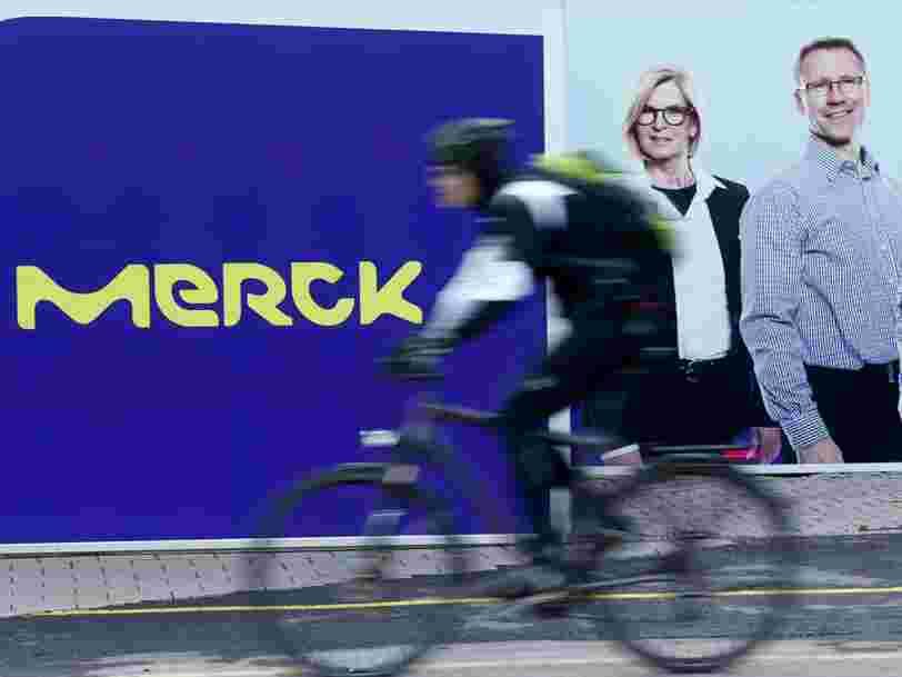 L'Europe menace Canon, GE et Merck de considérables amendes pour leur désobéissance lors de fusions