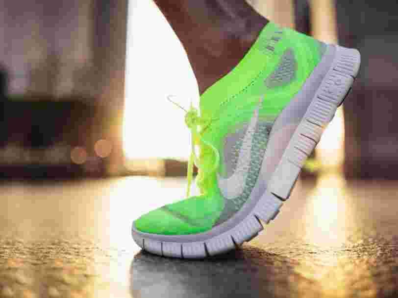 Nike va commencer à vendre directement sur Amazon pour une simple raison