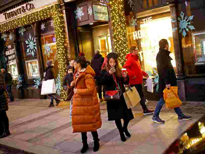 Malgré les incertitudes liées au Brexit, Londres détrône Paris pour les ouvertures de magasins de luxe