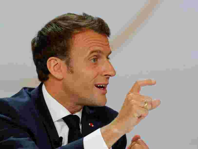 'La France travaille beaucoup moins que ses voisins' : voici le classement contesté sur lequel Emmanuel Macron s'est basé