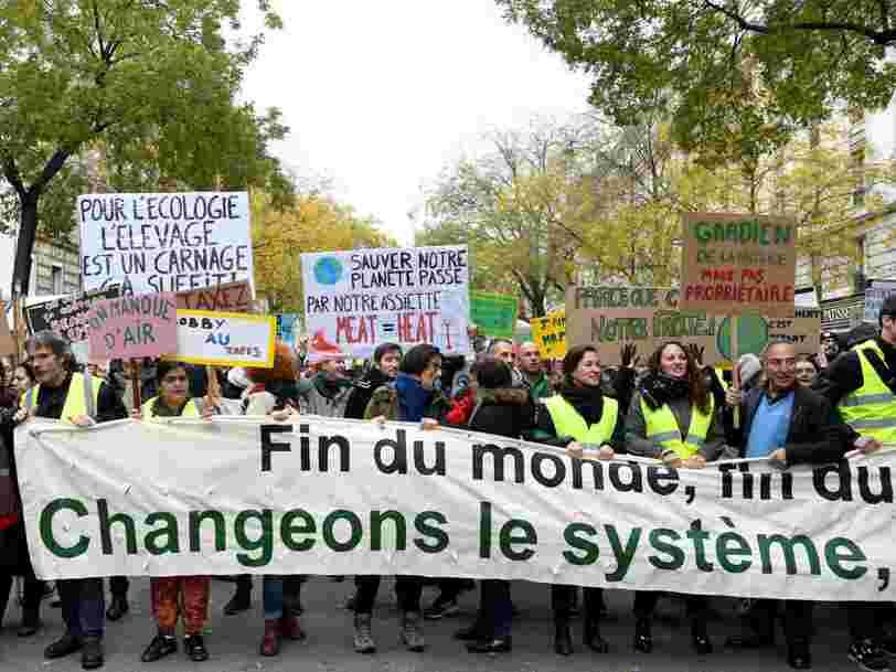 Plus de 1,6 million de personnes ont signé la pétition dénonçant l'inaction de l'Etat français pour lutter contre le réchauffement climatique
