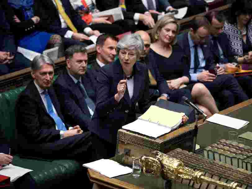 Brexit : les députés britanniques ne s'accordent sur aucune des alternatives à l'accord de Theresa May