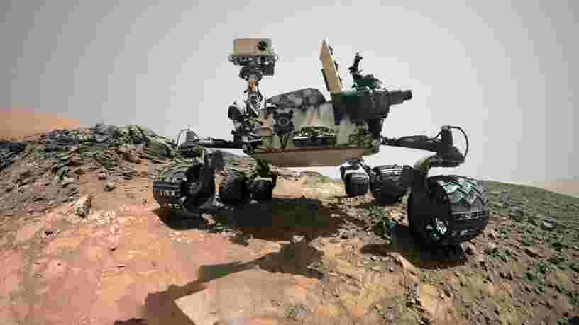 Le robot Curiosity a atterri sur Mars il y a 5 ans — voici ses plus grandes découvertes