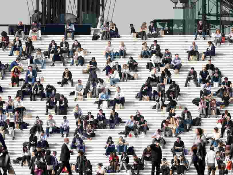 Il y a un problème 'insupportable' que la réforme du Code du travail ne règle pas, selon le patron de la Banque de France