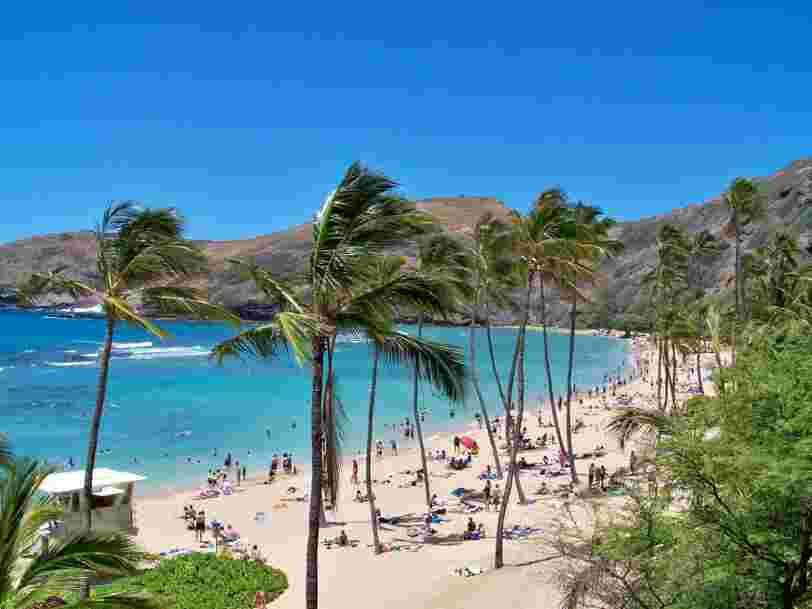 Des chercheurs du MIT ont trouvé un moyen de sauver des îles comme Hawaii, menacées par la montée des eaux