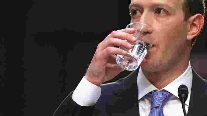 Facebook a doublé ses dépenses de lobbying en Europe à 2,5 M€ pour faire face aux fake news et au terrorisme