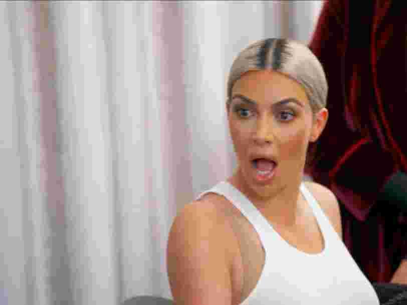 Kim Kardashian accusée d'appropriation culturelle à cause de sa nouvelle ligne de sous-vêtements, Kimono