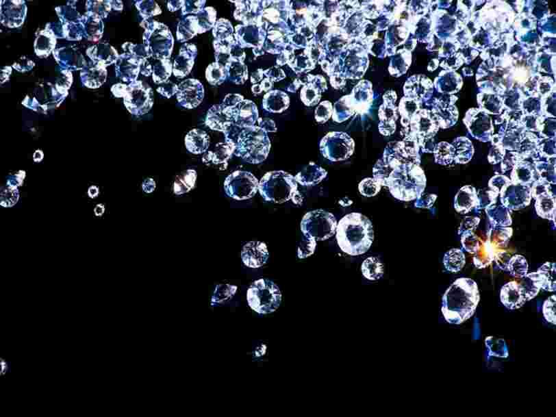 Des scientifiques viennent de découvrir que le diamant a des propriétés précieuses pour le stockage de données informatiques