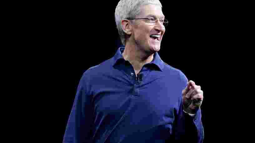 Apple a toujours dit 'dix' pour 'X' — alors préparez-vous à accueillir l'iPhone X