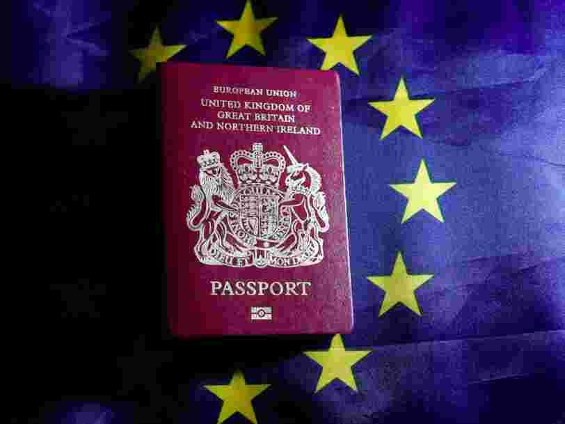 Goldman Sachs pense que le Royaume-Uni perdra ses droits liés au passeport financier après le Brexit