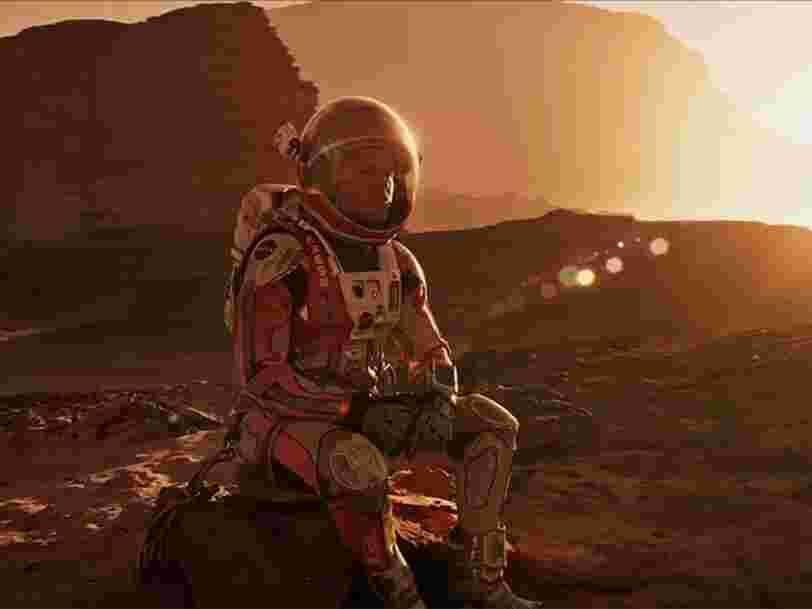SpaceX et Elon Musk ne seront pas les seuls à envoyer des humains pour la première fois sur Mars
