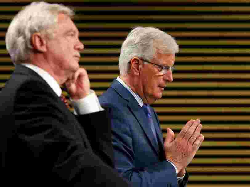 Les négociateurs de l'UE estiment que des discussions additionnelles sur le Brexit seraient inutiles car 'il n'y a plus rien à évoquer'