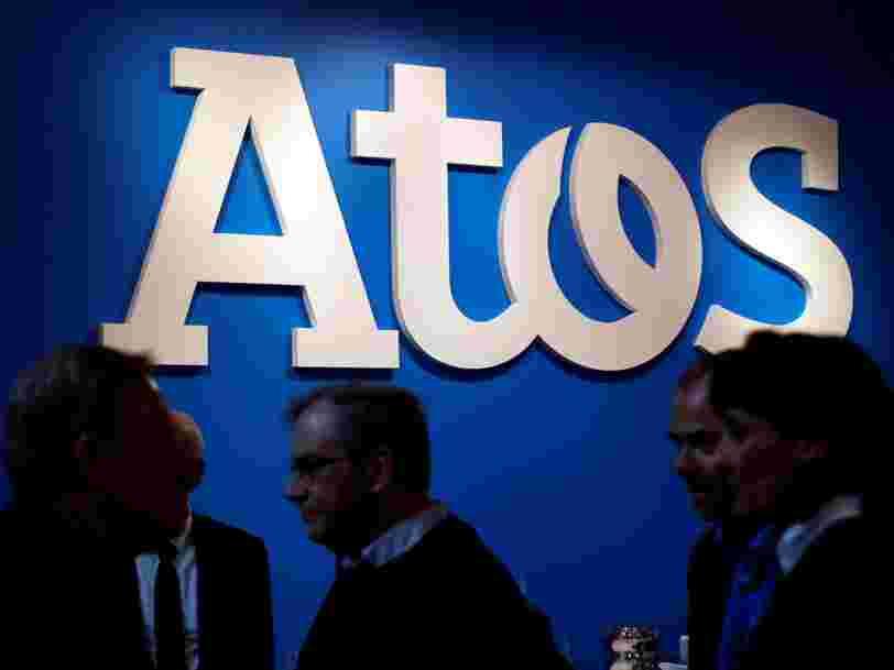 Atos conteste la note négative de Credit Suisse qui a fait plonger le titre en Bourse